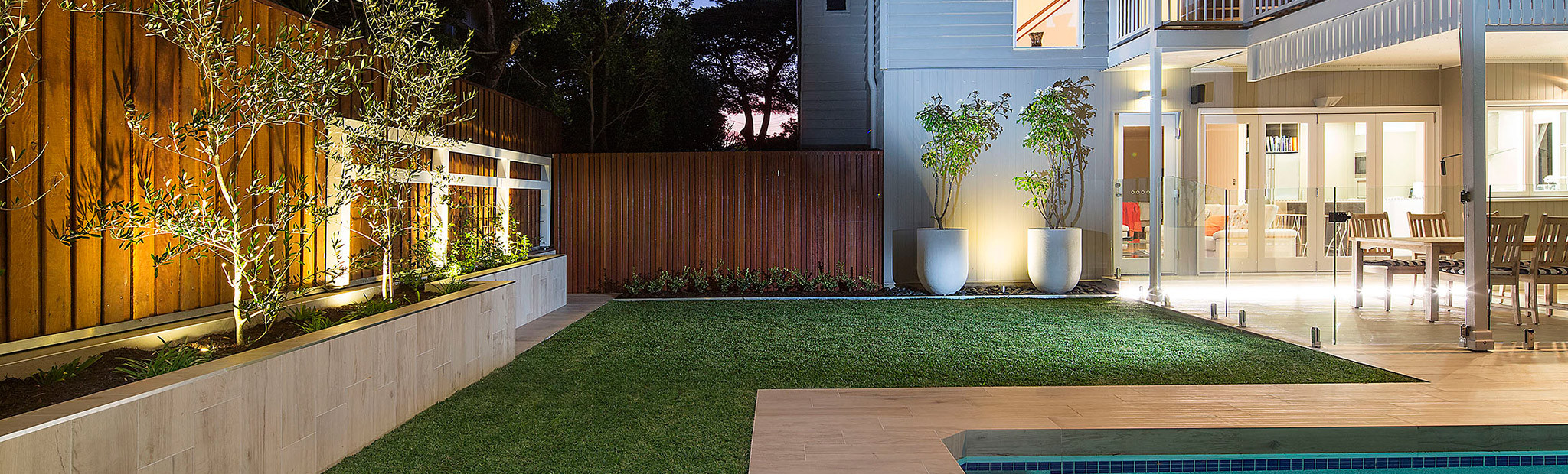 Landscape brisbane landscaping design for Garden design brisbane
