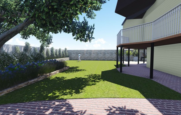 Brisbane landscape design mar 39 2015 landscape brisbane for Landscape design brisbane
