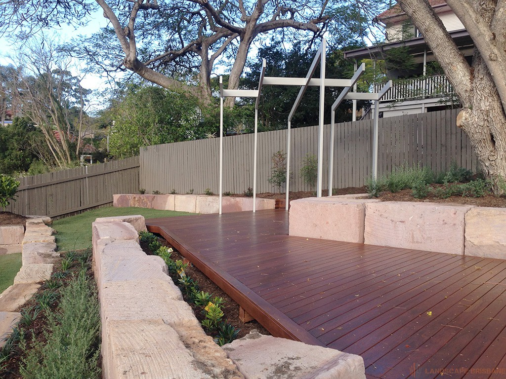 Landscape garden brisbane for Garden design brisbane