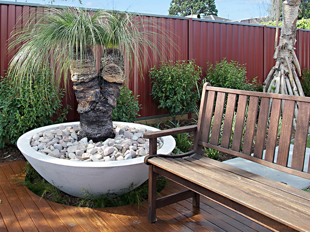 Landscape garden design brisbane for Garden design queensland