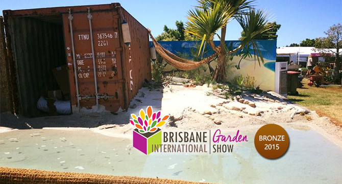 Brisbane International Garden Show: Bronze Award