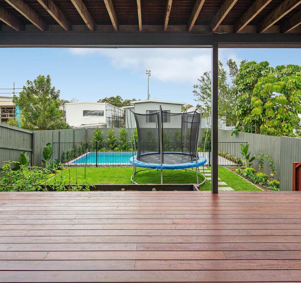 landscaping decks
